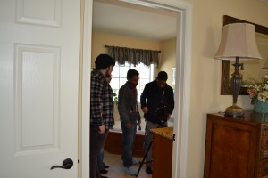 Master Bathroom Video Shoot #1