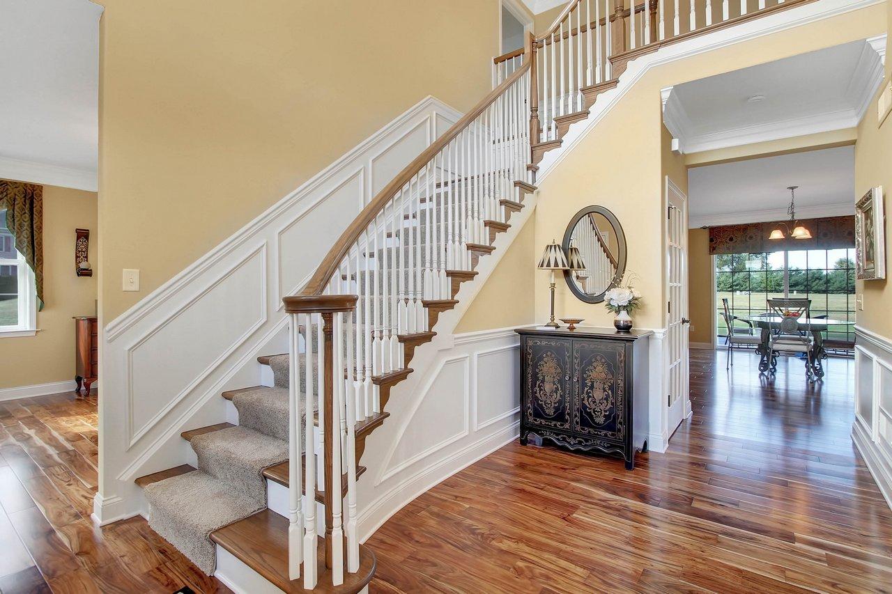 Jlh inc custom home jeffrey l henry inc custom homes for Hardwood floors york pa